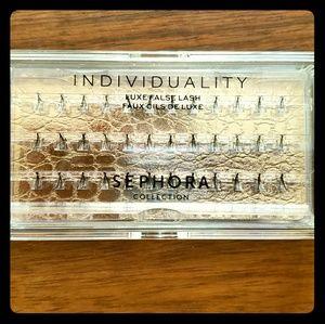 Sephora Individual  luxe false lashes
